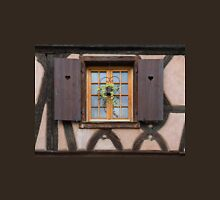 Window of a Half-Timbered House Unisex T-Shirt