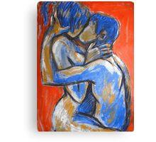 Lovers - Sweet Sixteen Canvas Print