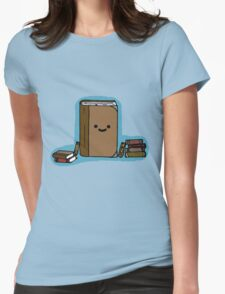 Cute Book Surrounded by Books T-Shirt