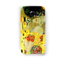 The Kiss by Gustav Klimt Samsung Galaxy Case/Skin