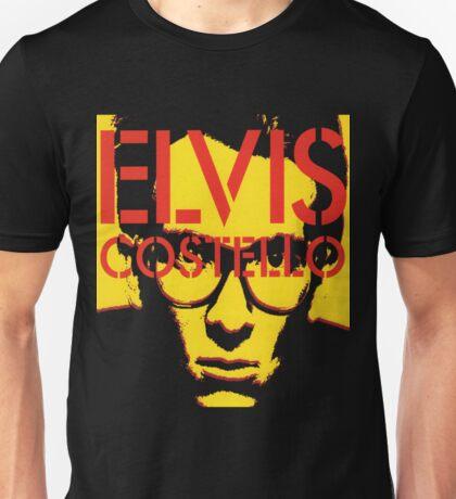 Ferda04 Elvis Costello DETOUR Tour 2016 Unisex T-Shirt