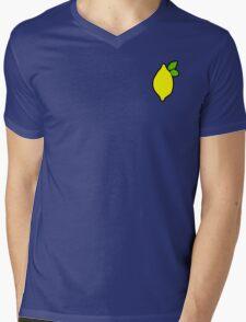 Squid Girl Lemon House Mens V-Neck T-Shirt