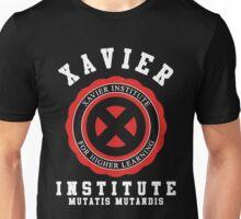 Xavier Institute Mutatis Mutandis Unisex T-Shirt