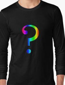 coldplay Long Sleeve T-Shirt
