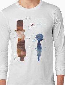 Room For Thought- a Professor Layton Tribute Long Sleeve T-Shirt
