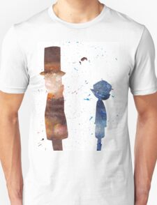 Room For Thought- a Professor Layton Tribute Unisex T-Shirt