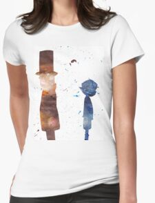 Room For Thought- a Professor Layton Tribute Womens Fitted T-Shirt