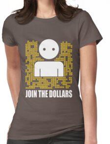 Dollars Durarara!! Womens Fitted T-Shirt