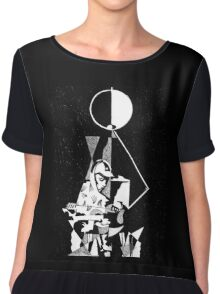 King Krule - 6 Feet Beneath the Moon -  Chiffon Top
