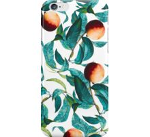 Fruit and Leaf Pattern iPhone Case/Skin