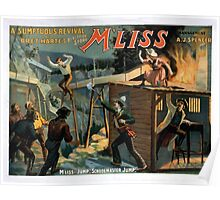 Performing Arts Posters A sumptuous revival of Bret Hartes beautiful story Mliss 1314 Poster