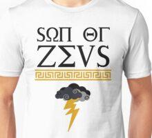 Son of Zeus Unisex T-Shirt