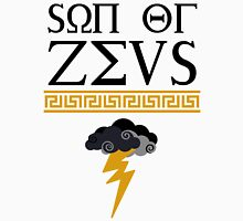 Son of Zeus Unisex T-Shirt
