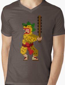Jaguar Knight Mens V-Neck T-Shirt