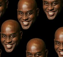 Ainsley Harriott spicy meat Sticker