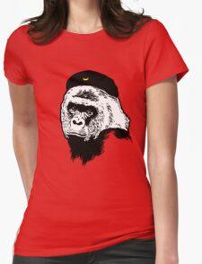 Harambe Guevara T-Shirt Womens Fitted T-Shirt