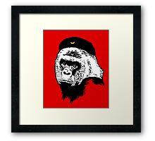 Harambe Guevara T-Shirt Framed Print