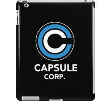 DRAGON BALL Z CAPSULE CORP iPad Case/Skin