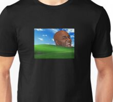 Ainsley Harriott windows vaporwave Unisex T-Shirt