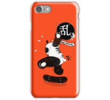 Ollie Panda   Kickflip iPhone Case/Skin
