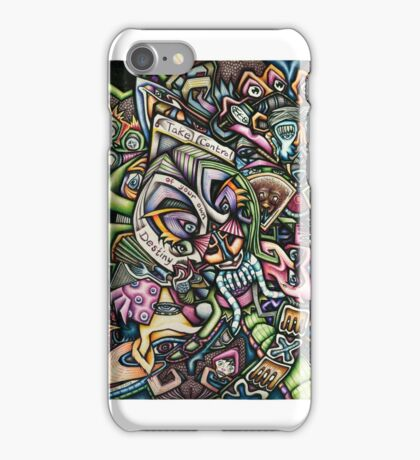 201013 Take Control Of Your Own Destiny © iPhone Case/Skin