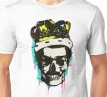 skull and crown Unisex T-Shirt