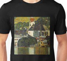 Church in Unterach on the Attersee by Gustav Klimt Unisex T-Shirt