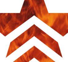 Fire Emblem Mass Effect Sticker