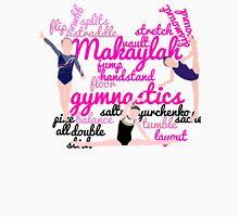 Personalised Gymnastics Collage - Makaylah  Unisex T-Shirt