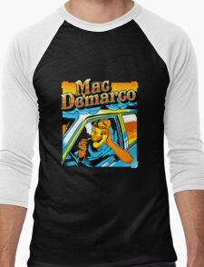 demarco Men's Baseball ¾ T-Shirt