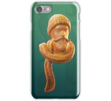Hipster Bust iPhone Case/Skin