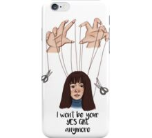 Yes girl iPhone Case/Skin