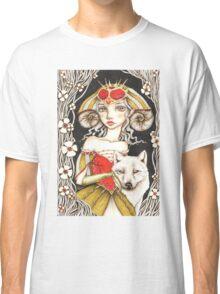 Werewolf Queen Classic T-Shirt