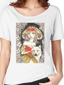 Werewolf Queen Women's Relaxed Fit T-Shirt