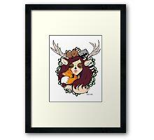 Forest Spirit Framed Print