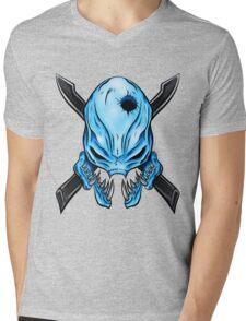 Elite Skull - Halo Legendary Mens V-Neck T-Shirt