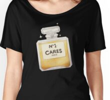 Chanel Parody - no.1 Cares Women's Relaxed Fit T-Shirt