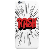 RASH RUSH Shirt iPhone Case/Skin