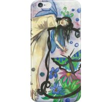 D is for Dalia iPhone Case/Skin