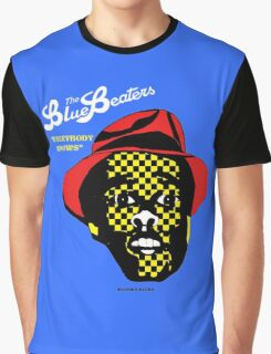 The Blue Beaters : Everybody Knows Graphic T-Shirt