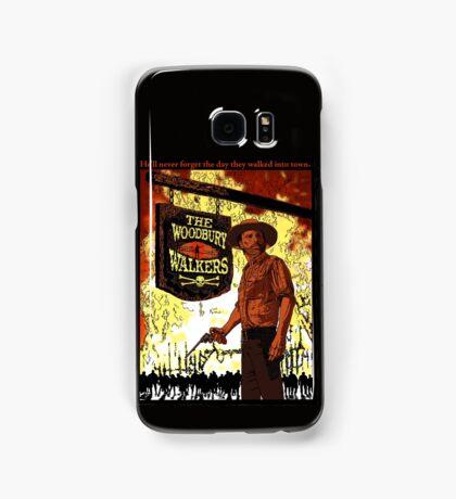 Woodbury Walkers Samsung Galaxy Case/Skin
