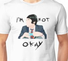 Frank Iero: I'm Not Okay Unisex T-Shirt