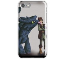 Toothless and Hiccup - HTTYD iPhone Case/Skin