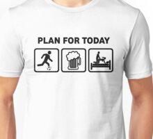 Funny Soccer Stickman Rude T Shirt Unisex T-Shirt