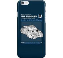 Bridging Vehicle Service and Repair Manual iPhone Case/Skin