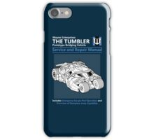 Bridging Vehicle Service and Repair Manual iPhone Case/Skin