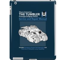 Bridging Vehicle Service and Repair Manual iPad Case/Skin