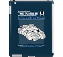 Bridging Vehicle Service and Repair Manual iPad Case/Skin