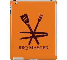 BBQ Master VRS2 iPad Case/Skin