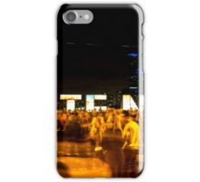White Night Melbourne iPhone Case/Skin